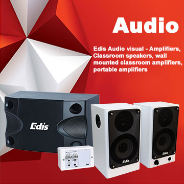 Edis Audio Visual - Audio Products
