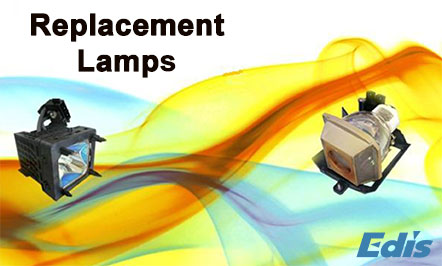 Edis Audio Visual Replacement Projector Lamps