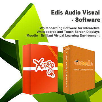 Edis Audio Visual - Software