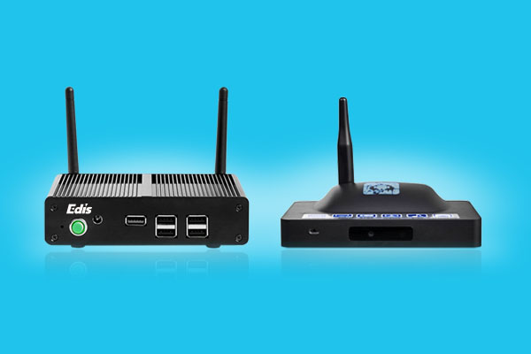 Audio Visual Edis AV digital signage players