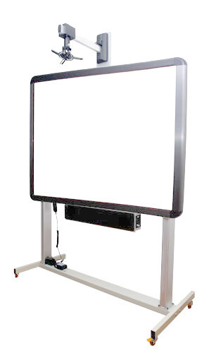 Edis EPF47 mobile whiteboard lift