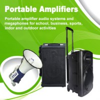 Portable-amplifiers