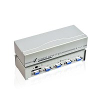 VGA 4 and 8 port video splitter