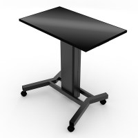 Motorised Flatscreen Table - Horizontal