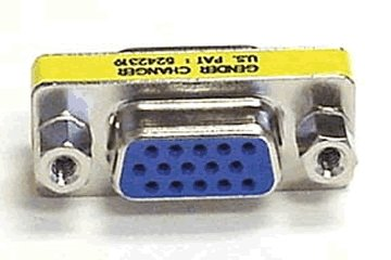 VGA bulkhead connectors