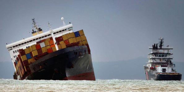 For details of MSC Napoli disaster - Jan 2007 Click here